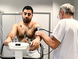 Service Cardiologie au Centre de Diagnostic Verviers Eupen
