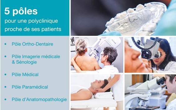 Découvrez la polyclinique du Centre de Diagnostic à Verviers et à Eupen