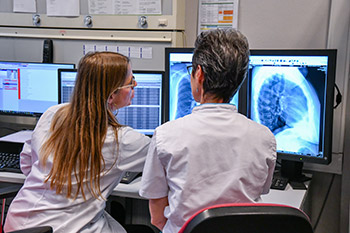 Imagerie médicale - Radiologie Verviers