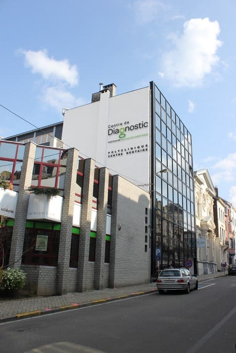 Polyclinique Centre de Diagnostic à Verviers et à Eupen