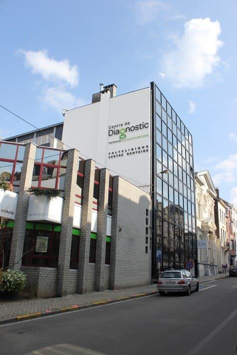 Polyclinique Centre de Diagnostic à Verviers et à Eupen